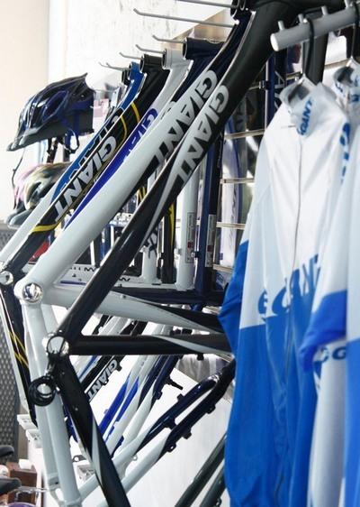 Extreme Bike (Bicicleterias):        Accesorios Giant