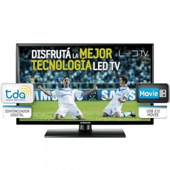 """Fravega Online (Electro Y Tecnología):        Led Tv Samsung  32"""" Un32 Eh4000"""