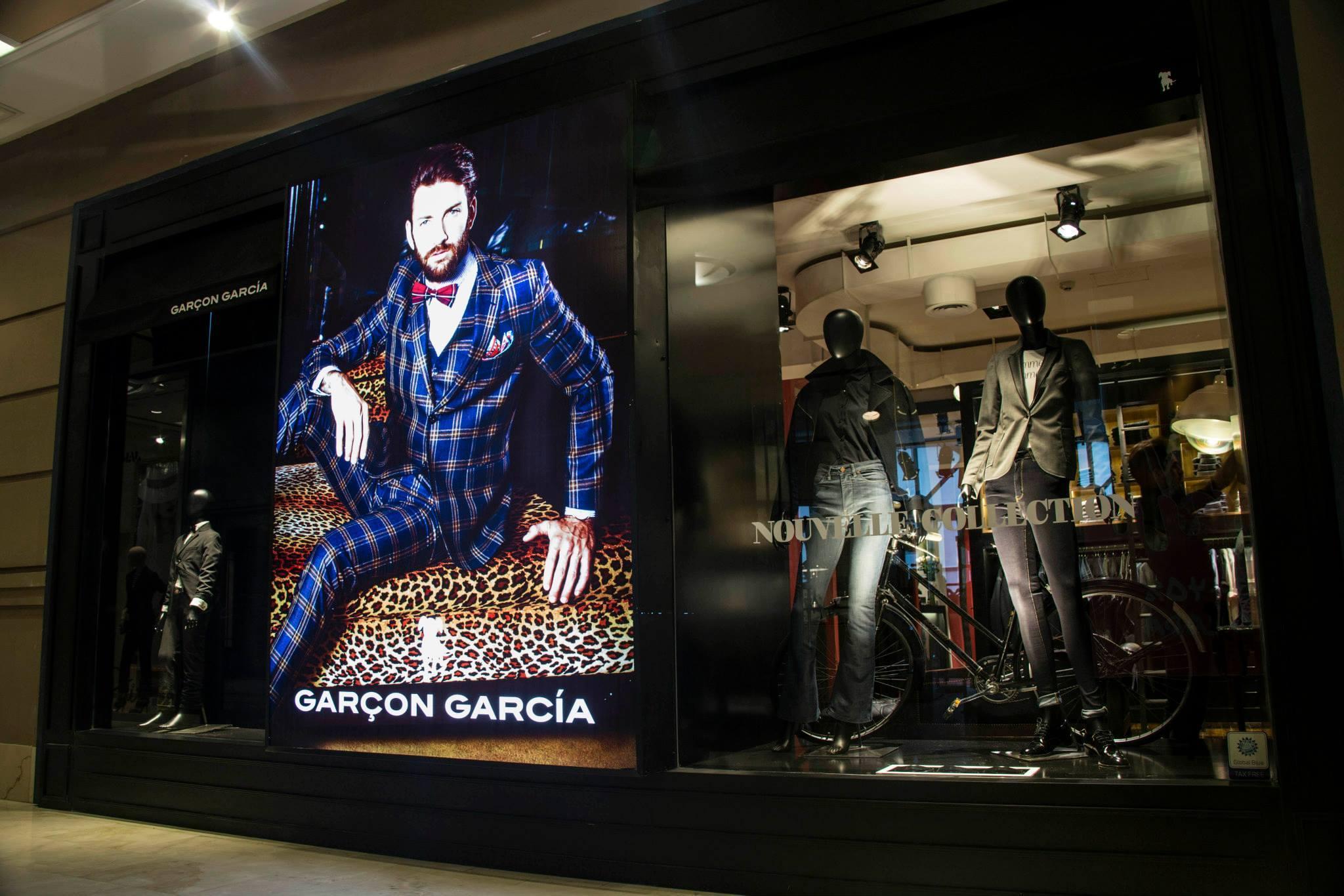 Garçon Garcia (Indumentaria):
