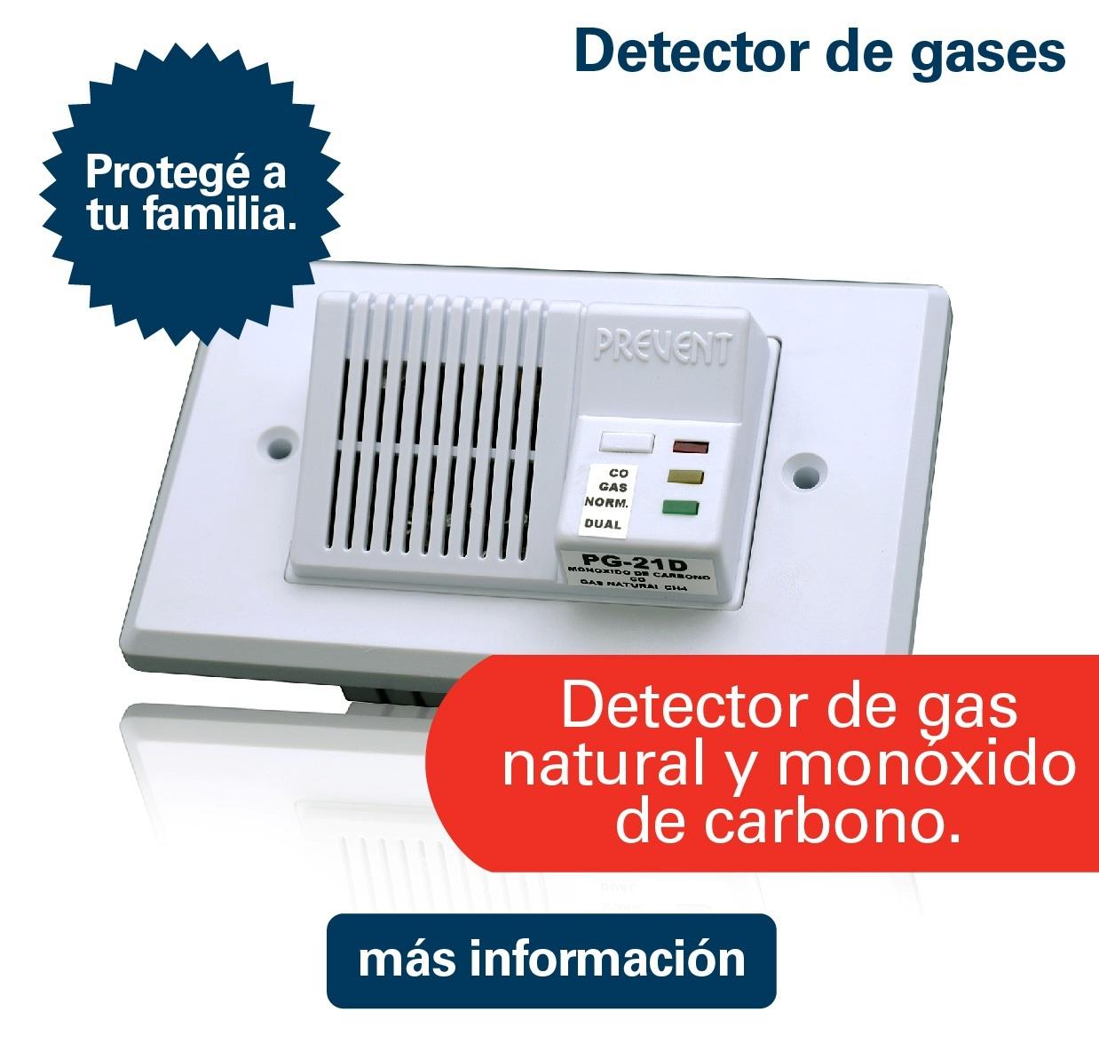 Gas Natural Fenosa (Construcción):        Detector Dual