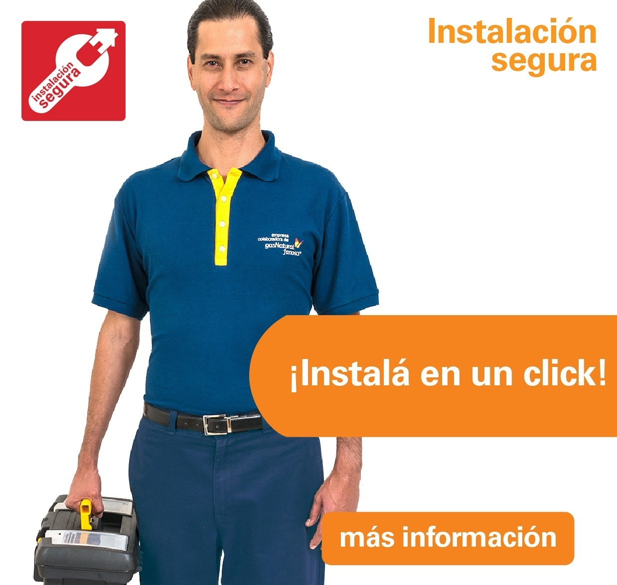Gas Natural Fenosa (Construcción):        Instalación