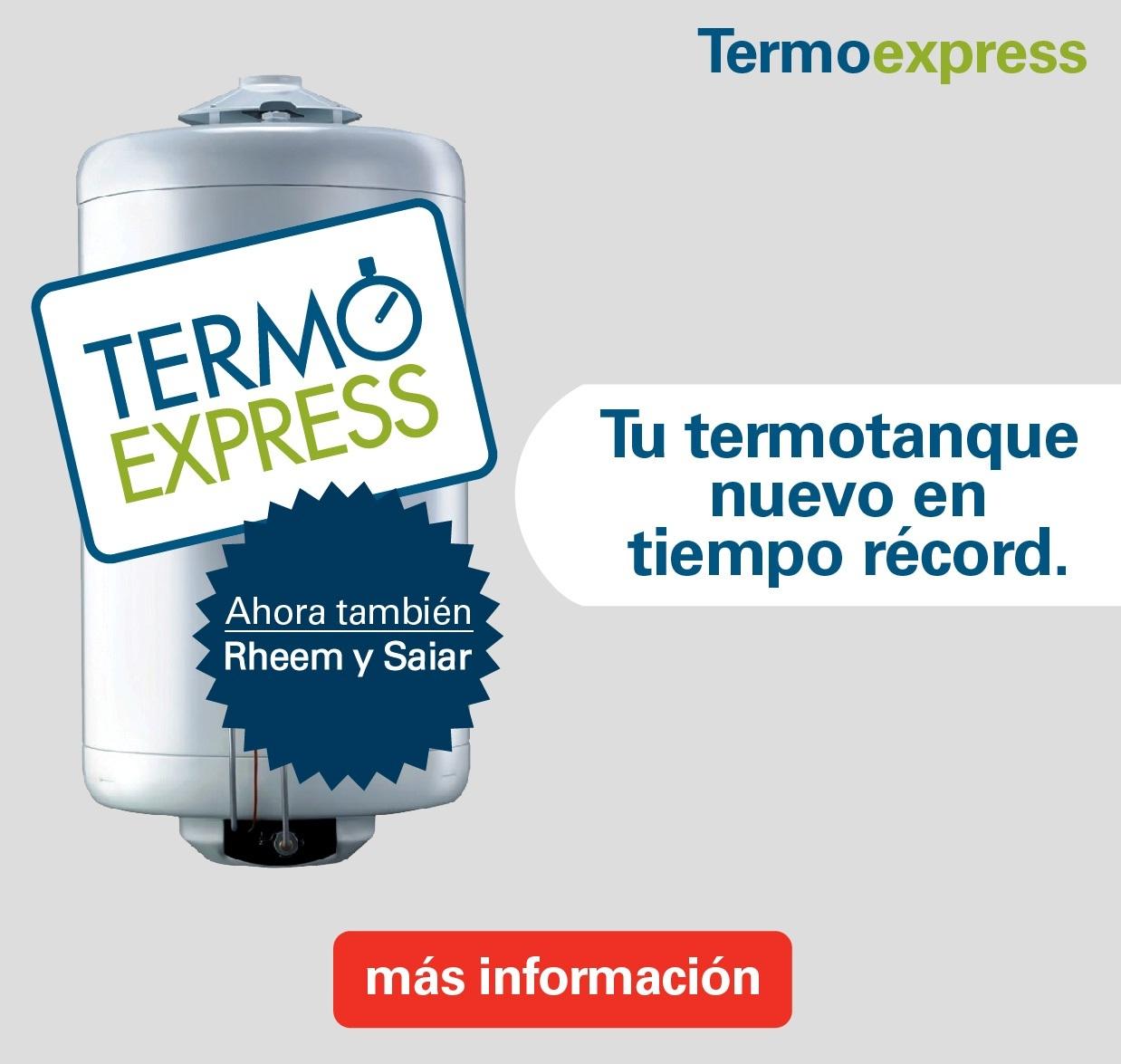 Gas Natural Fenosa (Construcción):        Termo Express
