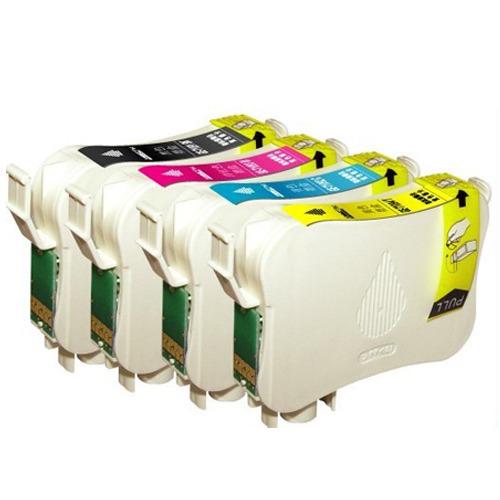 Global Printer (Computación):        Cartucho Alternativo Epson Stylus Tx25 / Tx125 / Tx320 F Black