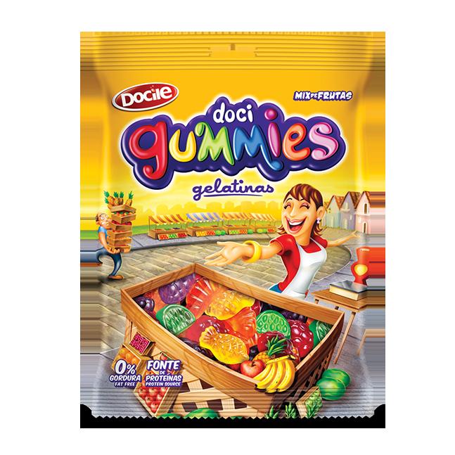 Golosinas Gam (Mayoristas):        72367be64d6a6272a45d4d9a3595324e F572e82ffb16214efaf2a8328f07ce81 Packshot Doci Gummies Mix Frutas 300g
