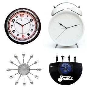 Gorsh Decoración (Decoración, Bazar & Hogar):        125 459 Relojes