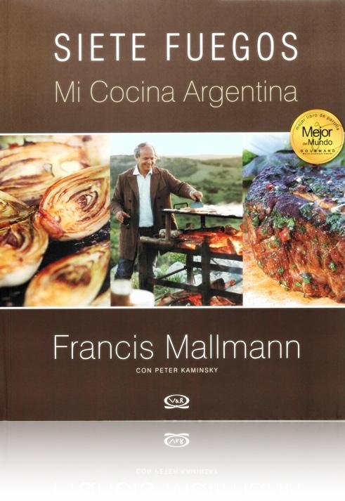 Gourmand Place (Libros Y Revistas):        Siete Fuegos   Mi Cocina Argentina   Tapa Dura