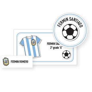 Gráfica 21 (Otros Productos):        Camiseta Fútbol Argentina   Etiquetas Escolares