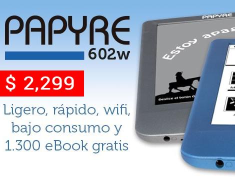 Grammata Argentina (Libros Y Revistas):        Papyre 602 W