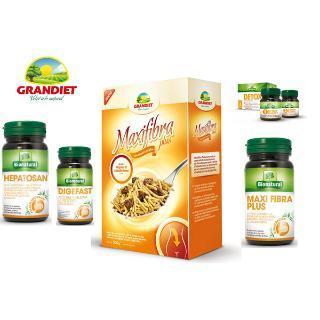 Grandiet Shop (Comidas Y Alimentos):        Tratamiento Completo Grandiet   Digestión