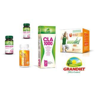 Grandiet Shop (Comidas Y Alimentos):        Tratamiento Completo Grandiet   Obesidad