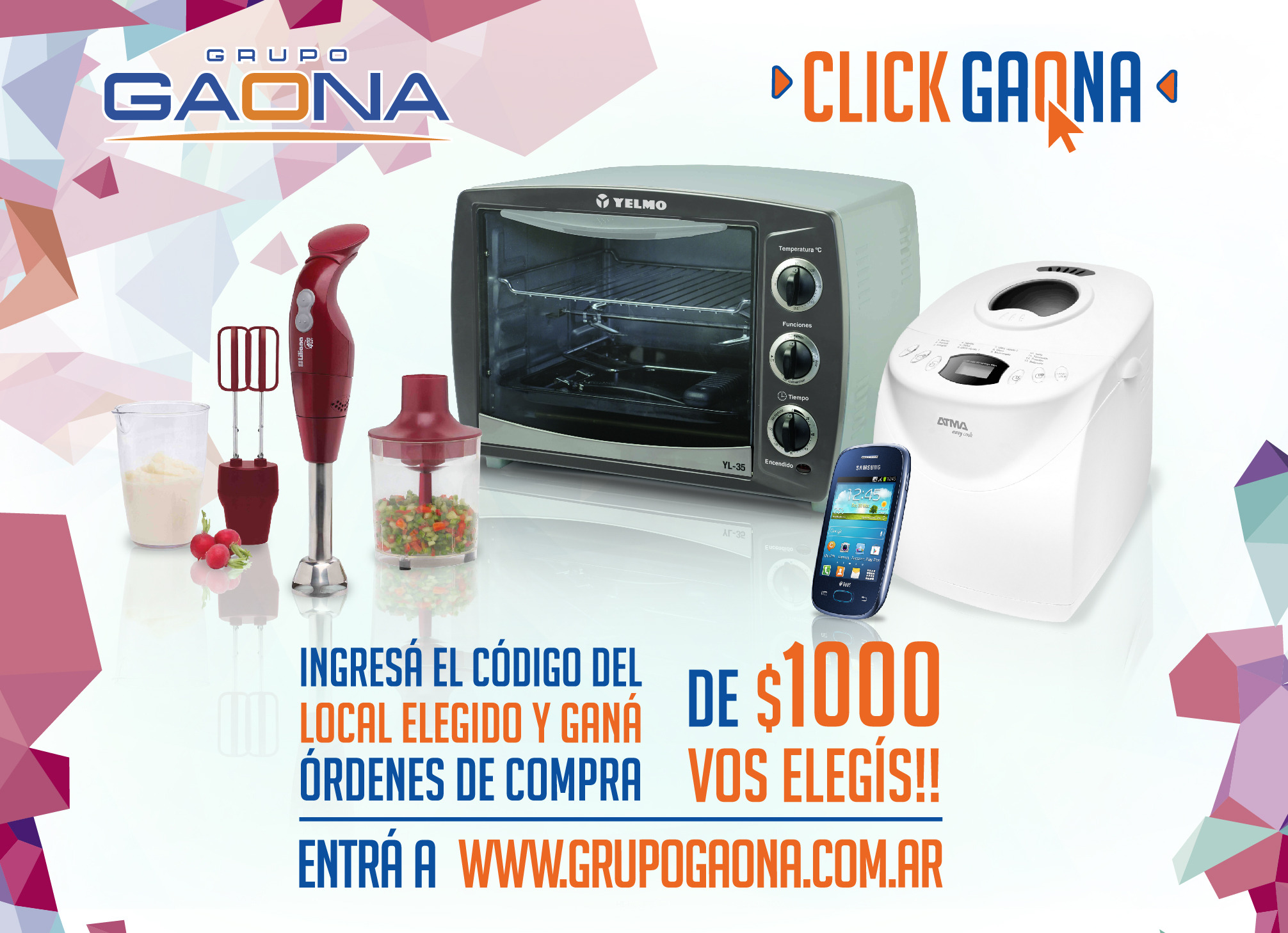 Grupo Gaona (Electro Y Tecnología):
