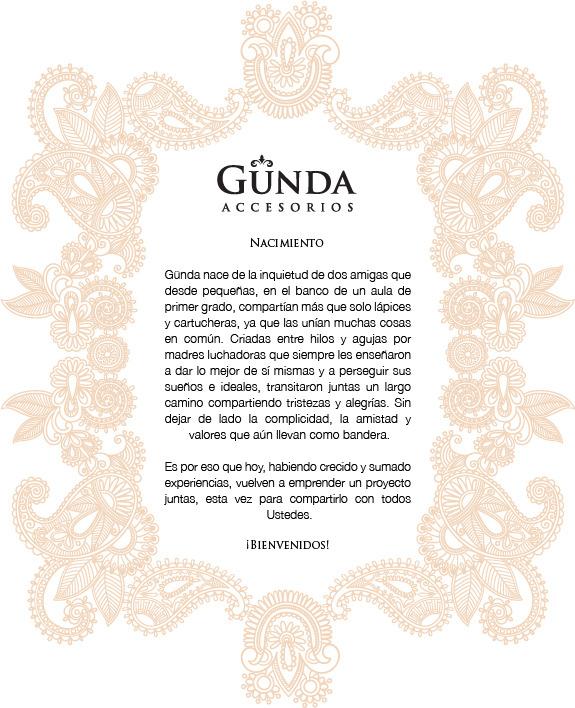 Günda (Accesorios De Moda Y Bijou):