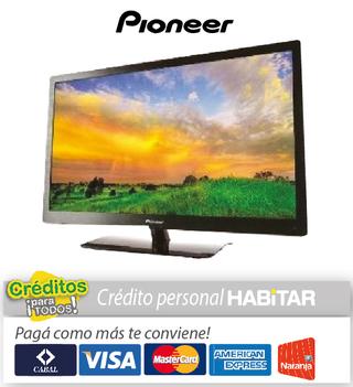 Habitar (Electro Y Tecnología):        Tvc Pioneer Smart Led 42