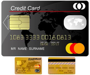 Hands Off (Decoración, Bazar & Hogar):        Credit Cards