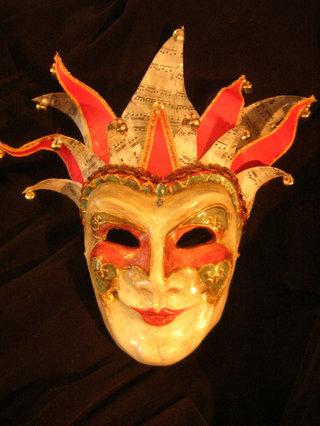 Harlequin (Arte):        Joker Musicale