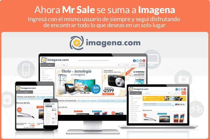 Imagena Argentina (Electro Y Tecnología):