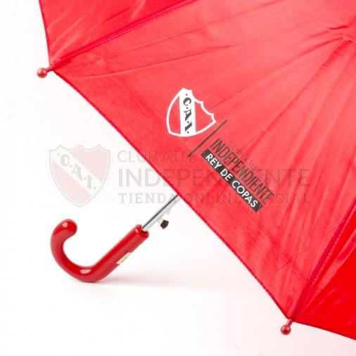 Independiente | Tienda Online (Merchandising):        Paraguas Infantil Independiente
