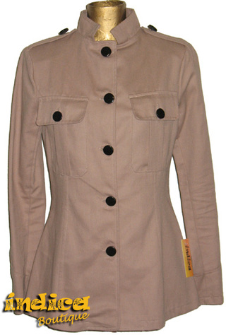 Indica Boutique (Indumentaria):        Shea Stadium Jacket   Mujer