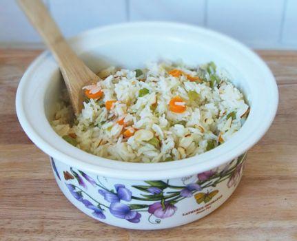 Jardín Orgánico (Comidas Y Alimentos):        Rice