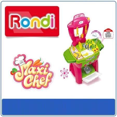 Kids Center (Jugueterias):        Cocina Rondi Maxi Chef