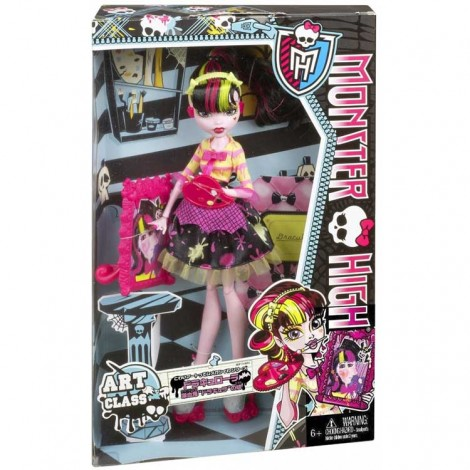 Kinderland (Jugueterias):        Monster High Art Class Bdf11
