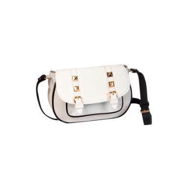 Kreen Bags (Carteras Y Bolsos):        Cartera Matisse Blanca
