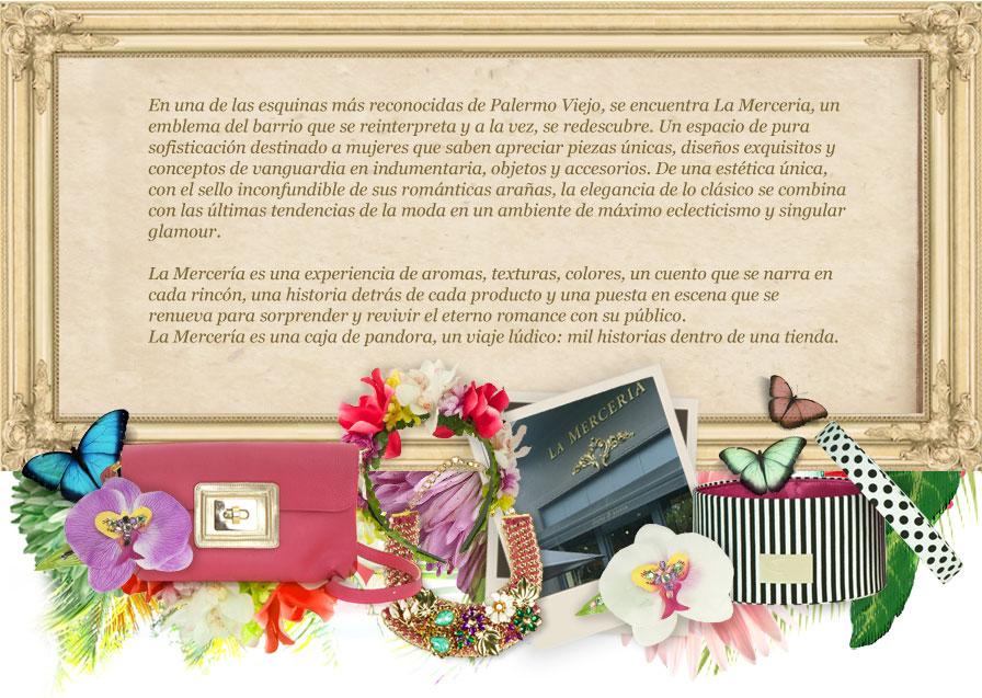 La Merceria (Accesorios De Moda Y Bijou):