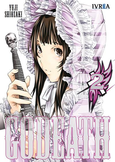 La Revisteria Comics (Libros Y Revistas):        Godeath 02