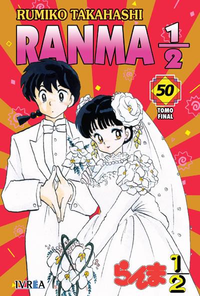 La Revisteria Comics (Libros Y Revistas):        Ranma 50