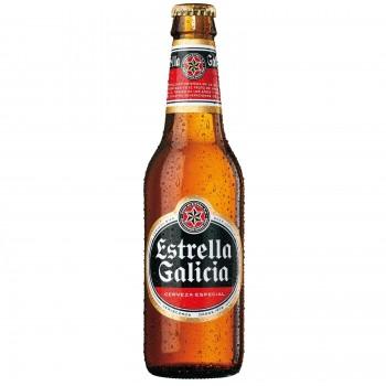La Romeria (Vinos Y Bebidas):        Estrella De Galicia