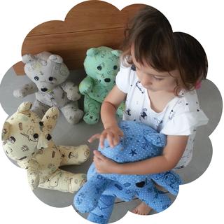 Lala Y Cori (Bebés Y Chicos):        Oso Grande