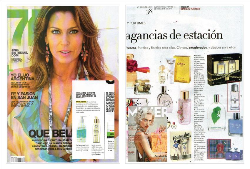 Leticia Erroz (Belleza Y Cuidado Personal):        Prensa Leticia Erroz