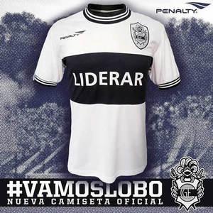 Loboshop Virtual (Merchandising):        Camiseta Oficial 2014