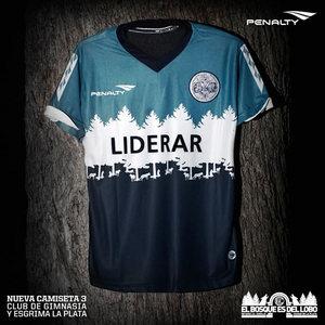 Loboshop Virtual (Merchandising):        Camiseta Tercer Modelo