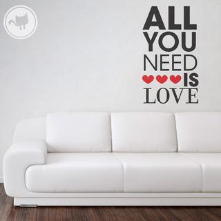 Looma (Decoración, Bazar & Hogar):        All You Need Is Love