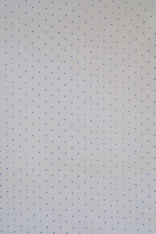 Lorenza Básicos (Bebés Y Chicos):        Cobertor Para Amamantar Lunares Celeste