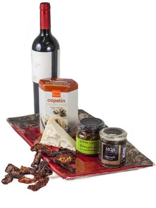 Los García Gourmet (Comidas Y Alimentos):        De Mykonos A Tu Living...