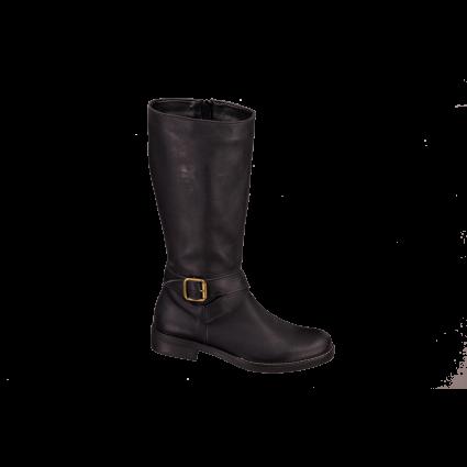 Lucerna (Calzado):        Botas De Montar Color Negro