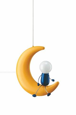 Luz Online (Iluminación):        Lunardo   Colgante   Madera Amarillo X1 Lámpra (Incluída) 1
