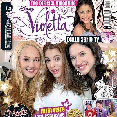 Mag Store | Revistas Importadas (Libros Y Revistas):        Violetta 3