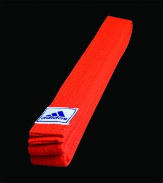 +Marcial (Deportes Y Fitness):        Cinto Adidas Naranja
