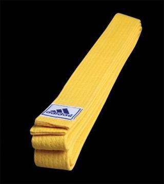 +Marcial (Deportes Y Fitness):        Cinto Adidas Amarillo