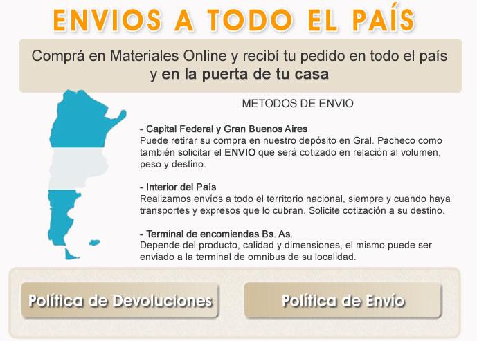 Materiales Online (Construcción):