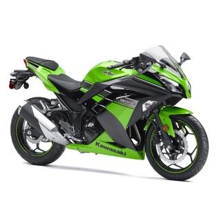 Maxihogar Motos (Repuestos Y Accesorios Para Autos Y Motos):        Kawasaki Ninja 300 Special Edition