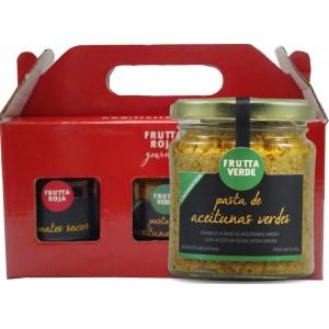 Mercado De Mendoza (Comidas Y Alimentos):        Pack Aceitunas  Frutta Roja