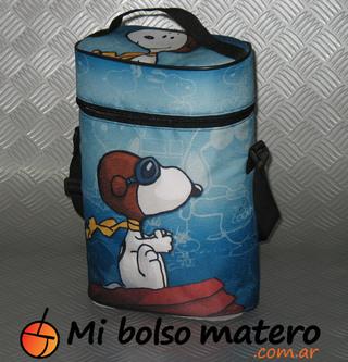 Mi Bolso Matero (Carteras Y Bolsos):        Snoopy
