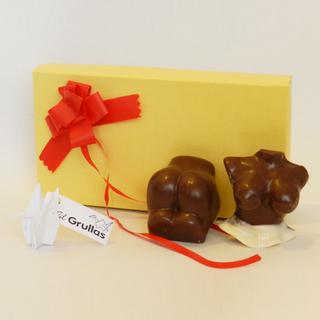 Mil Grullas (Comidas Y Alimentos):        Hetairas   Chocolate Erótico Femenino