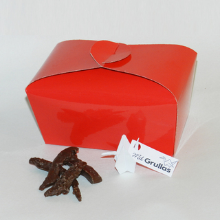 Mil Grullas (Comidas Y Alimentos):        Naranjitas Encontradas   Naranjas Cubiertas De Chocolate