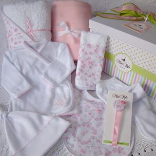Mini Style Tienda (Bebés Y Chicos):        Ajuar Mimito