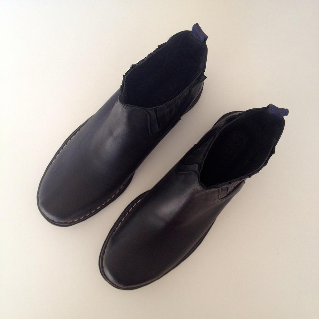 Mio Zapatos (Calzado):        Botineta De Cuero Lauti